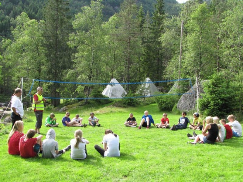 activities winter adventures summer camp sirdal husky farm